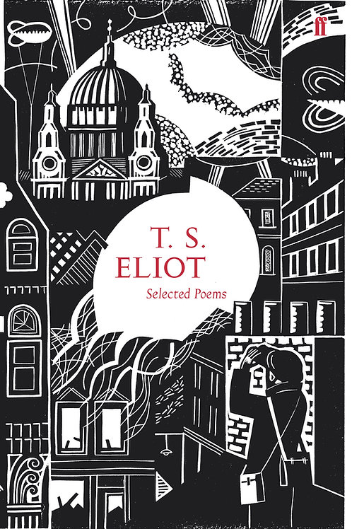T. S. Eliot - Selected Poems (HARDBACK)