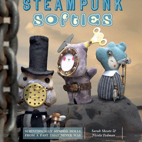 Sarah Skeate - Steampunk Softies
