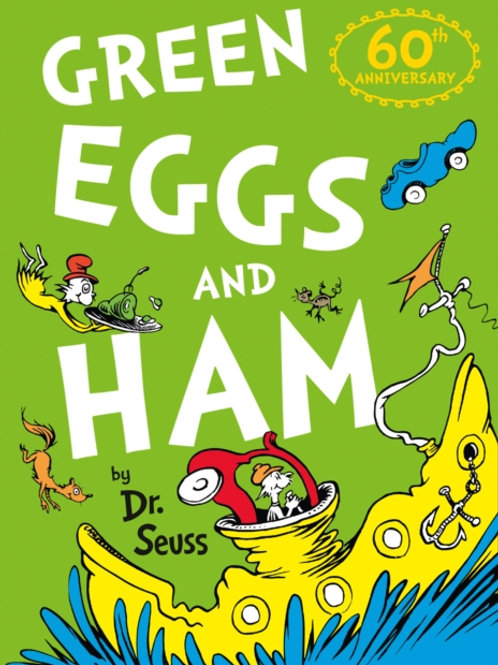 Dr. Seuss - Green Eggs And Ham (AGE 4+)