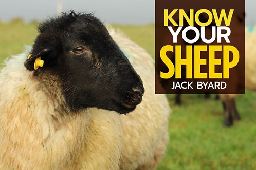 Jack Byard - Know Your Sheep