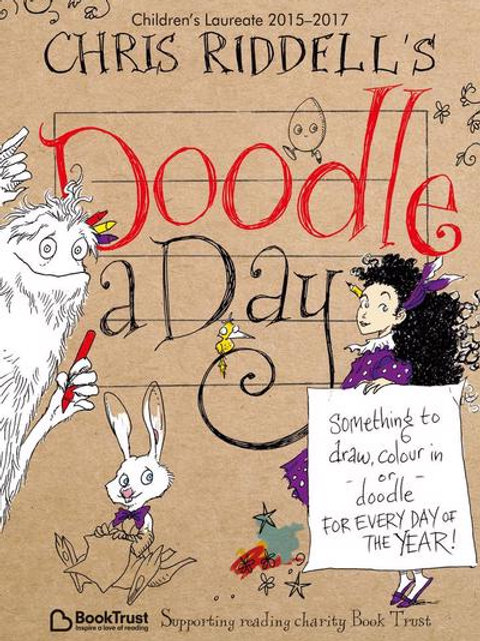 Chris Riddell - Doodle A Day