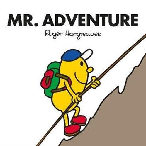 Roger Hargreaves - Mr. Adventure (AGE 3+) (Mr. Men No. 48)
