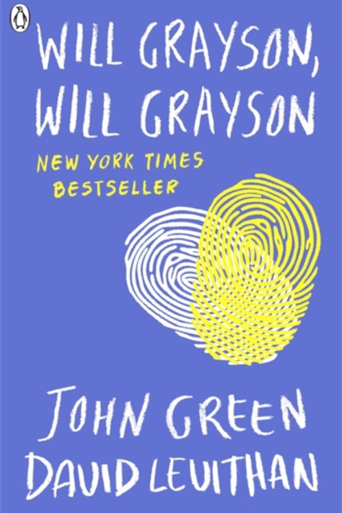John Green and David Levithan - Will Grayson, Will Grayson (AGE 14+)
