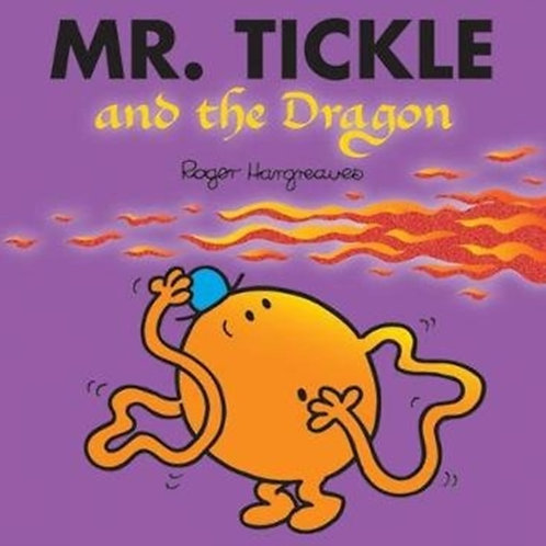 Roger Hargreaves - Mr. Tickle And The Dragon (AGE 3+)