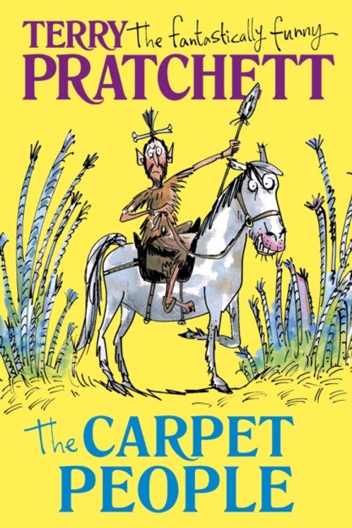 Terry Pratchett - Carpet People (AGE 9+)