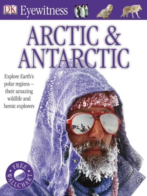 Eyewitness Arctic And Antarctic (AGE 8+)