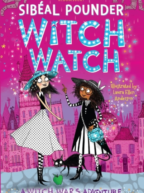 Sibeal Pounder - Witch Watch (AGE 8+) (3rd In Series)