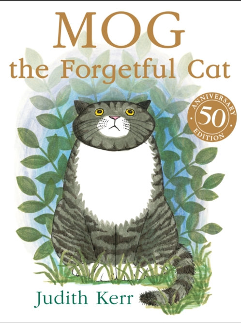 Judith Kerr - Mog The Forgetful Cat (AGE 2+)