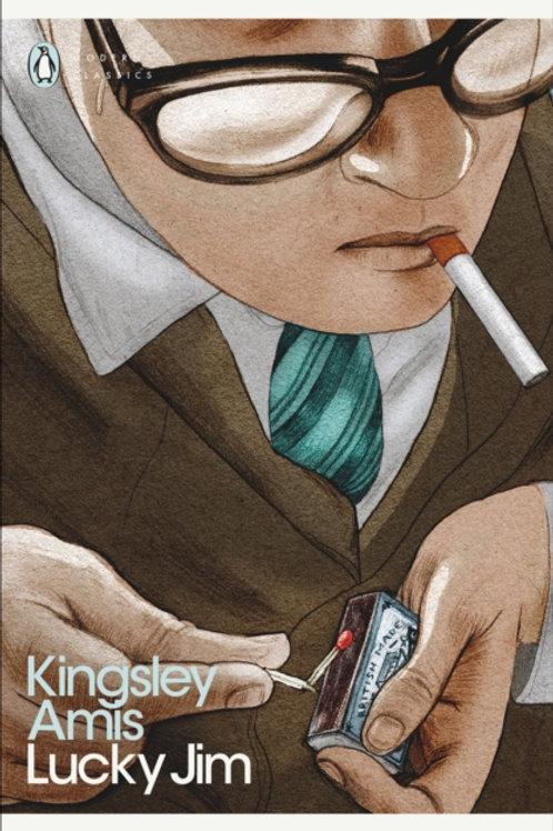 Kingsley Amis - Lucky Jim