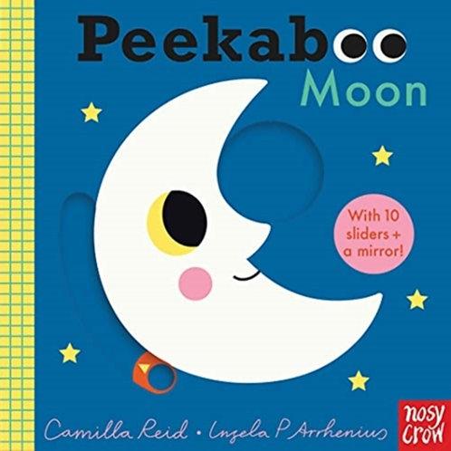 Camilla Reid - Peekaboo Moon (AGE 0+) (HARDBACK)
