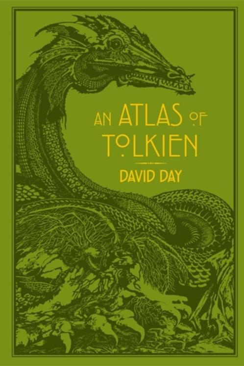 David Day - An Atlas Of Tolkien