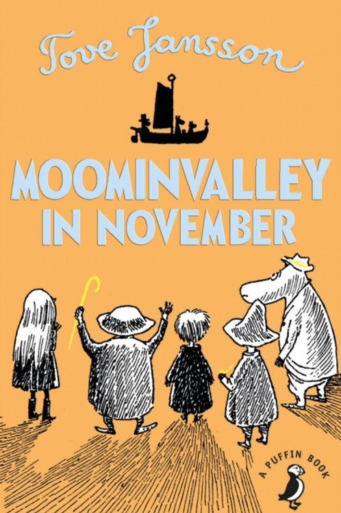 Tove Jansson - Moominvalley In November (AGE 7+)