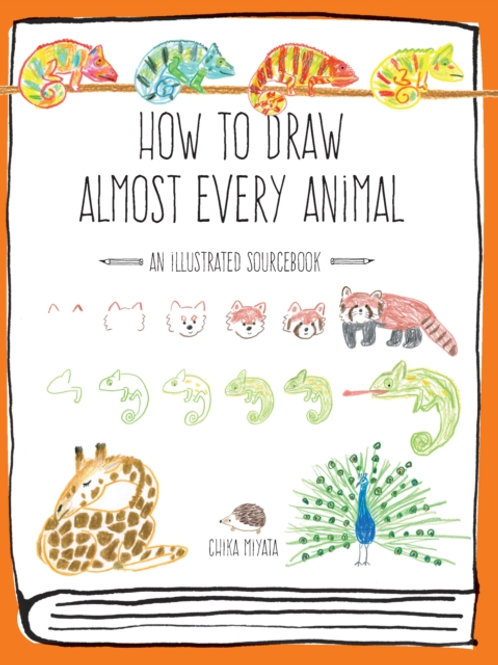 Chika Miyata - How To Draw Almost Every Animal