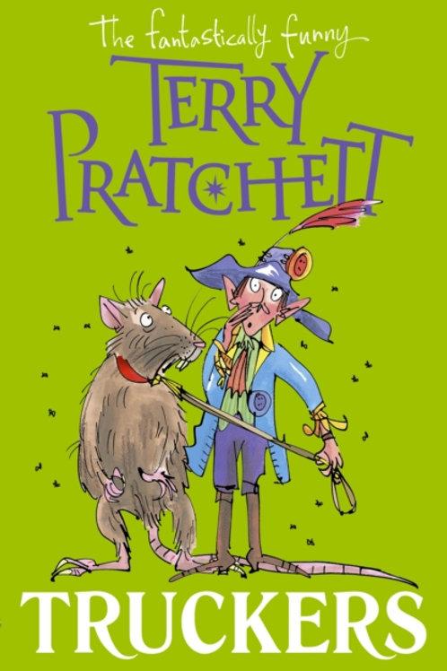 Terry Pratchett - Truckers (AGE 9+)