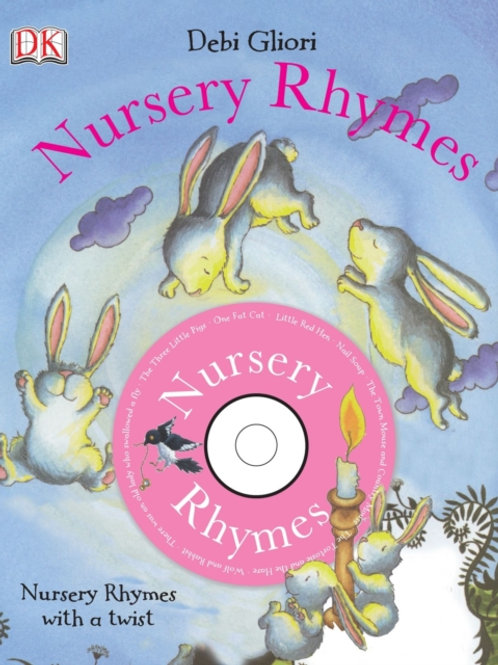 Debi Gliori - Nursery Rhymes : Book & CD (AGE 2+)