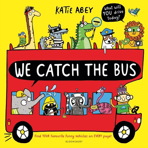 Katie Abey - We Catch The Bus (AGE 3+)