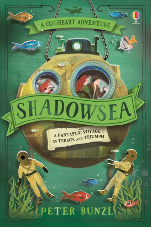 Peter Bunzl - Shadowsea (AGE 9+) (4th In Series)