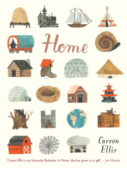 Carson Ellis - Home (AGE 4+)
