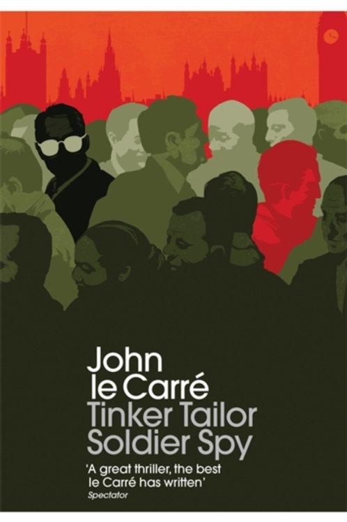 John Le Carré - Tinker Tailor Soldier Spy