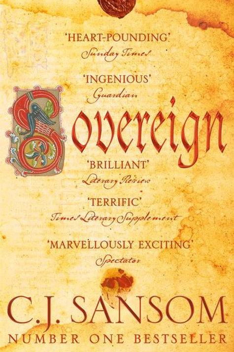 C.J.Sansom - Sovereign (Shardlake Volume 3)