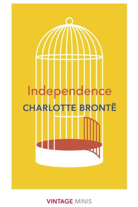 Charlotte Bronte - Independence (Vintage Minis)