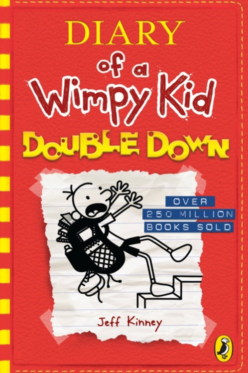 Jeff Kinney - Diary of a Wimpy Kid: Double Down (Age 8+) (11th In Series)