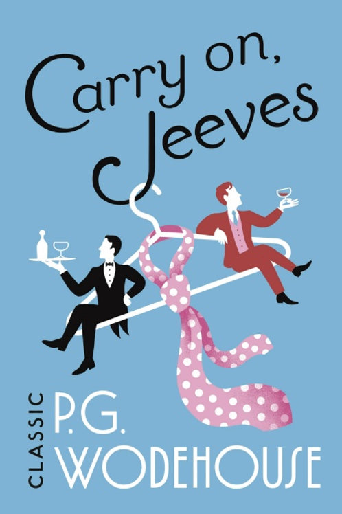 P. G .Wodehouse - Carry On Jeeves