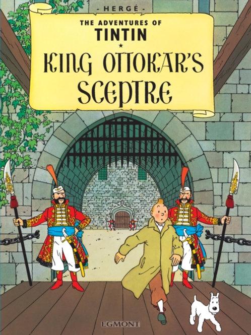 Herge - King Ottokar's Sceptre : Adventures Of Tintin (AGE 8+)
