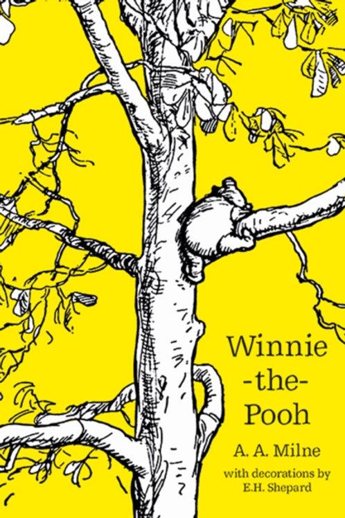 A.A. Milne - Winnie-the-Pooh (AGE 7+) (HARDBACK)