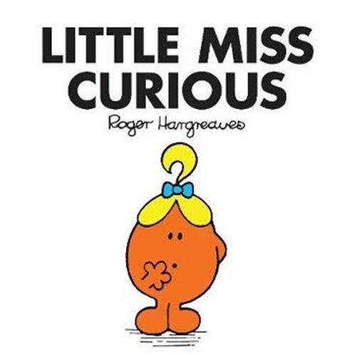 Roger Hargreaves - Little Miss Curious (AGE 3+) (Little Miss No. 27)
