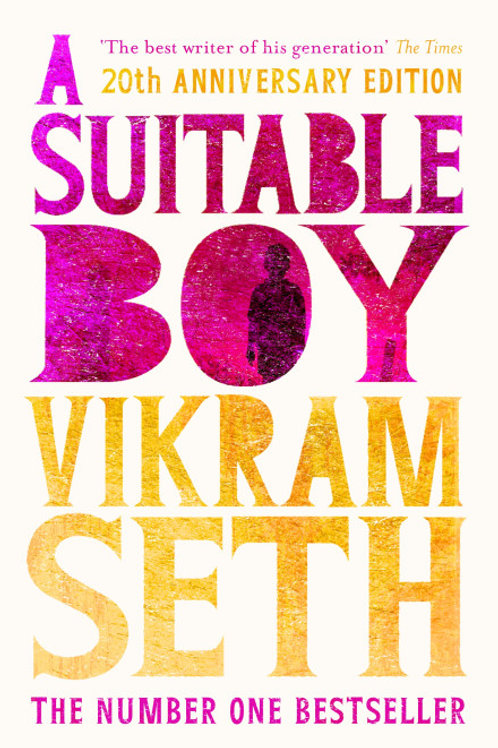 Vikram Seth - Suitable Boy