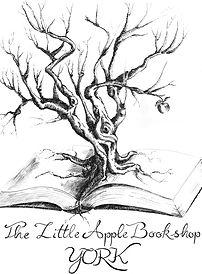 The Little Apple Bookshop tree design