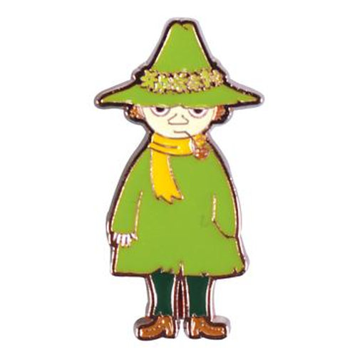 Moomin Pin Badge - Snufkin