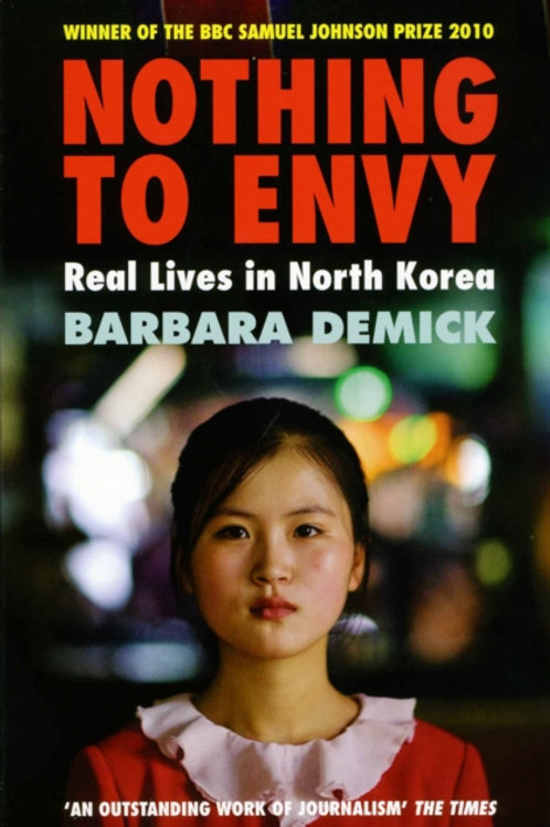Barbara Demick - Nothing To Envy