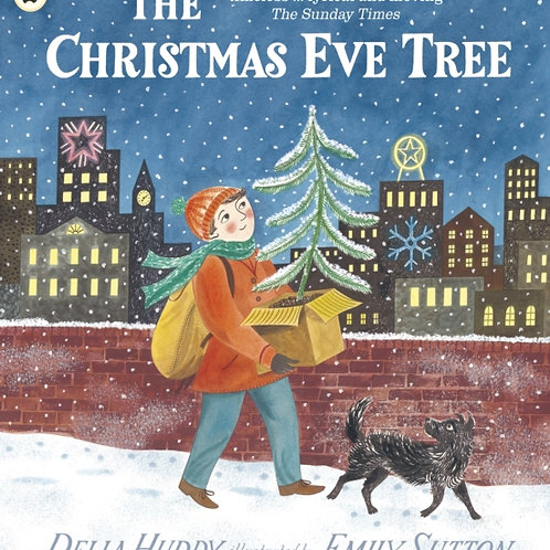 Delia Huddy - Christmas Eve Tree (AGE 5+)