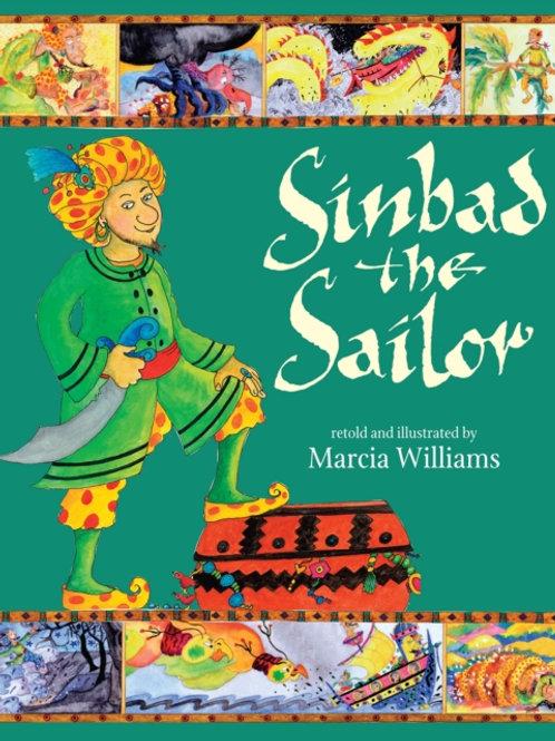 Marcia Williams - Sinbad The Sailor (AGE 6+)