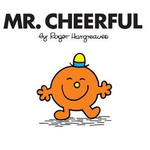 Roger Hargreaves - Mr. Cheerfuly (AGE 3+) (Mr. Men No. 43)