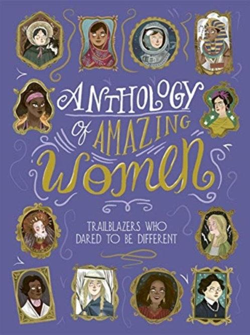 Sandra Lawrence - Anthology Of Amazing Women (AGE 7+)