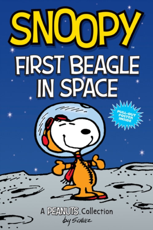 Charles M. Schulz - Snoopy: First Beagle In Space