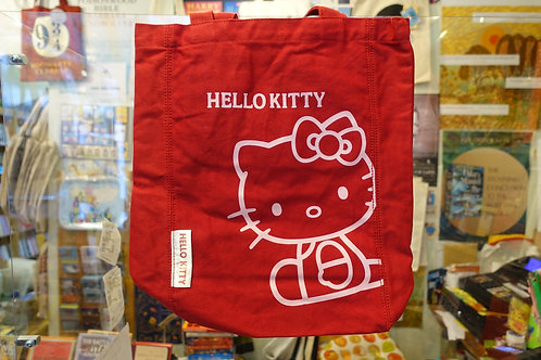 Hello Kitty Tote Bag (Red)