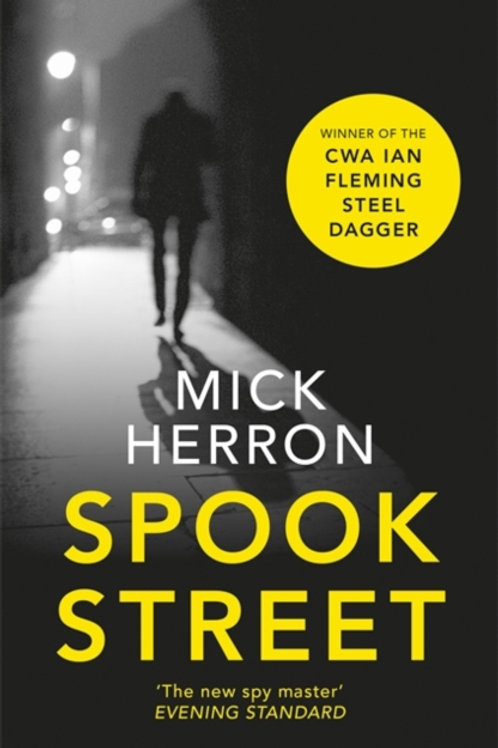 Mick Herron - Spook Street (4th In Series)
