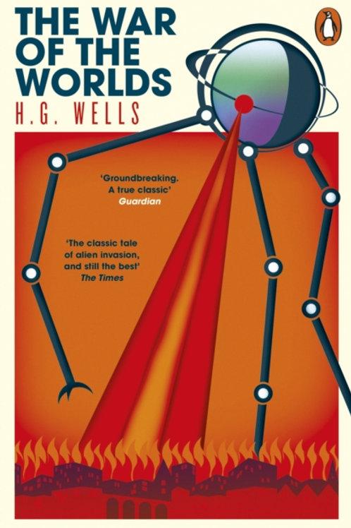 H.G. Wells - War Of The Worlds