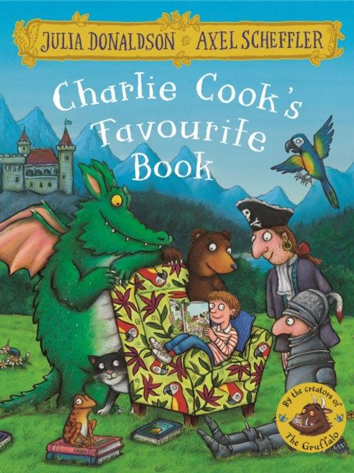 Julia Donaldson - Charlie Cook's Favourite Book (AGE 3+)