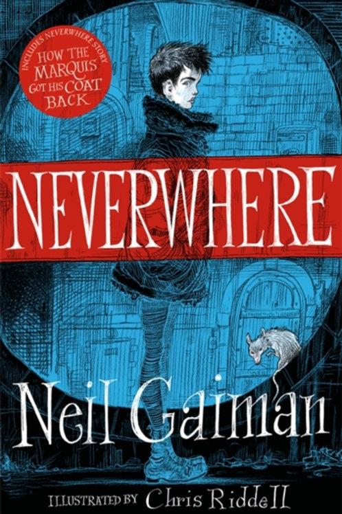 Neil Gaiman - Neverwhere (illustrated Edition)
