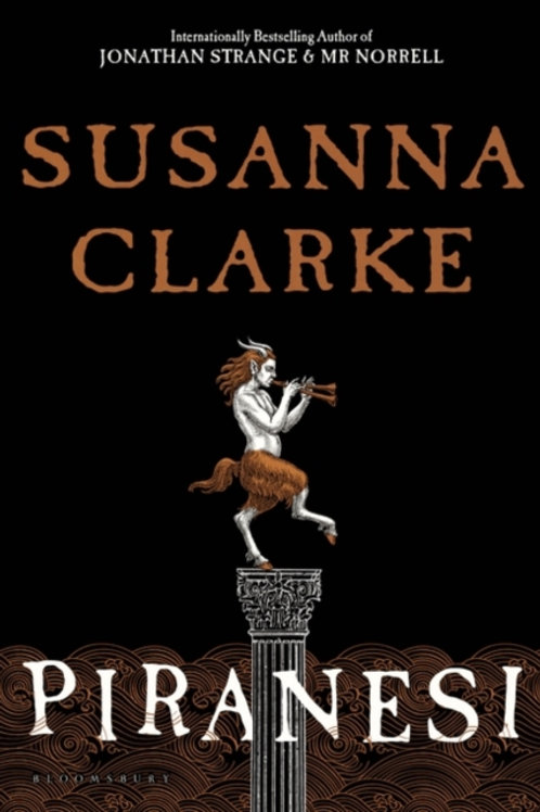 Susanna Clarke - Piranesi (HARDBACK)