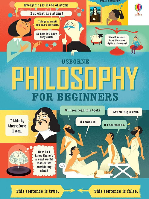 Nick Radford - Philosophy For Beginners (AGE 6+) (HARDBACK)