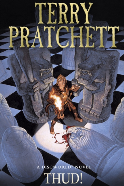 Terry Pratchett - Thud : Discworld Book Thirty-Four