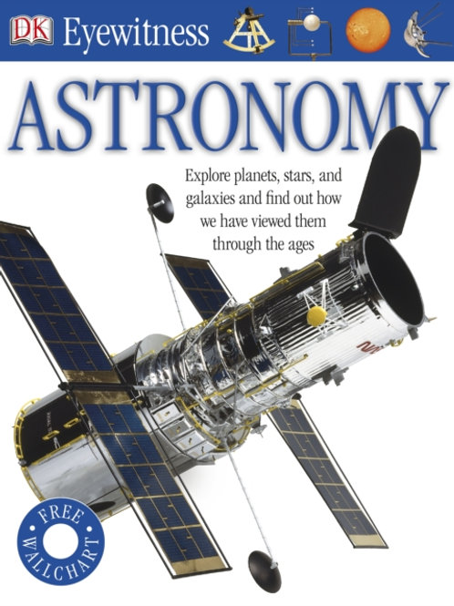 Eyewitness Astronomy (AGE 8+)