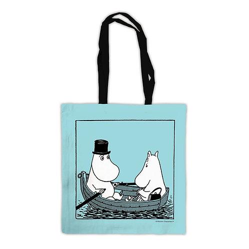 Moomin Tote Bag - Rowing