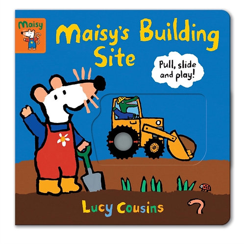 Lucy Cousins - Maisy's Building Site (AGE 1+) (HARDBACK)